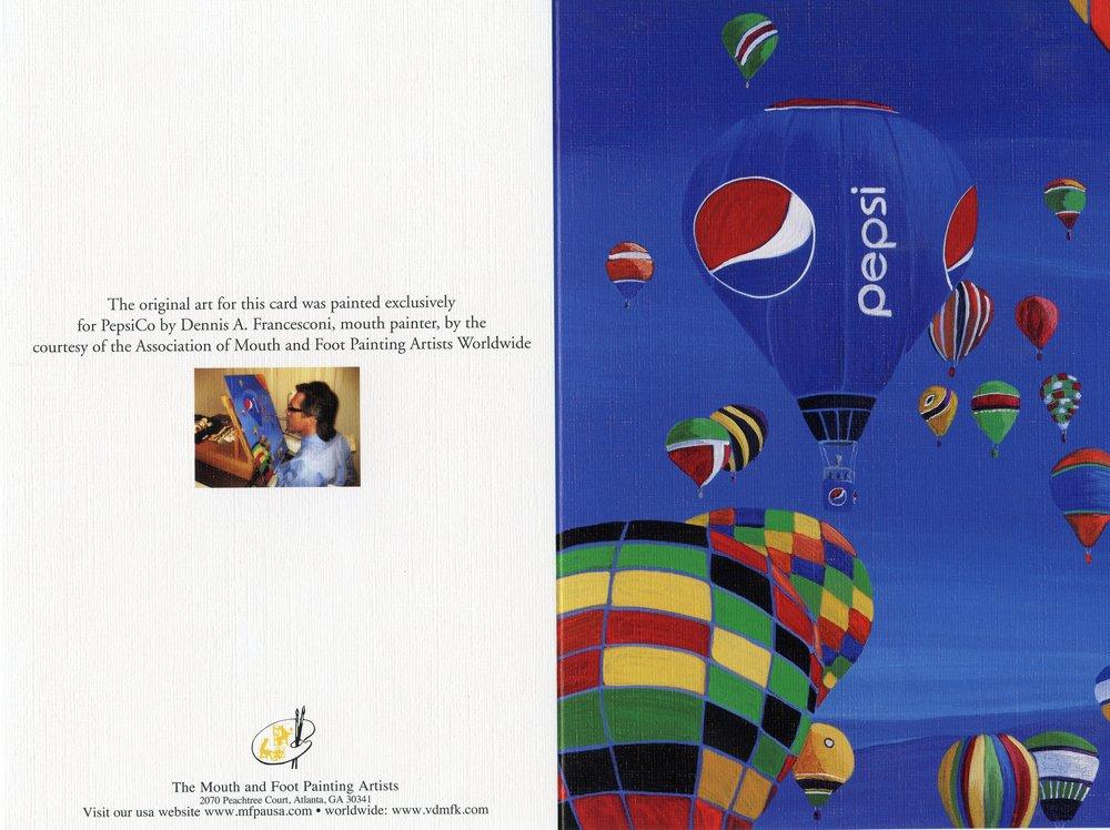 An All Occasion Card For Pepsico Sconi Com